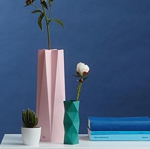 XOXO card/vase