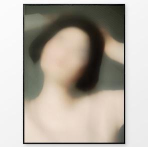 Kunst print Portret I