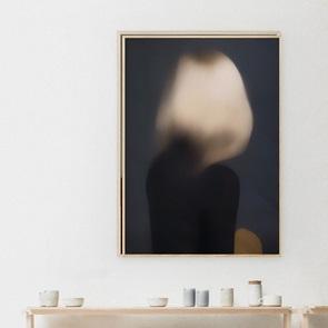 Kunst print Portret M