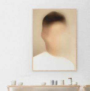 Kunst print Portret N
