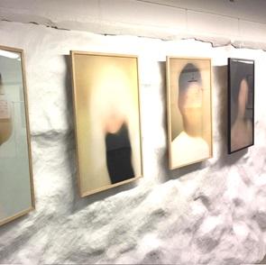 Kunst print Portret V