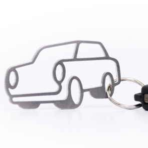 Auto sleutelhanger*