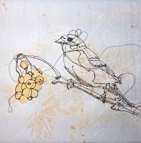 Kunstwerkje Birds A