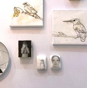 Kunstwerkje Birds B