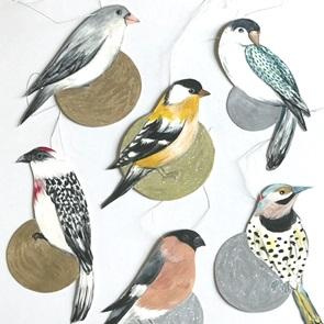 Birds set 6*
