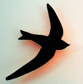 Wall ornament Birds