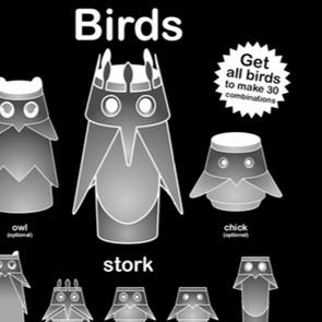 Birds set*