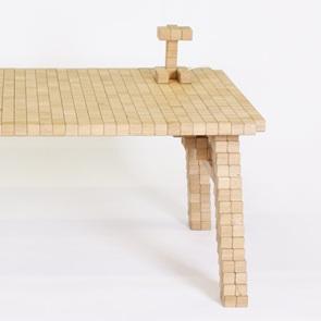 Blocks tablelamp