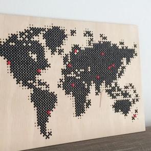 DIY De Wereld*