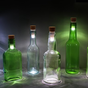 Bottle light kurk