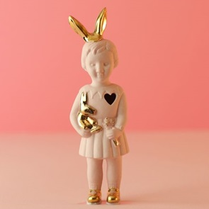 popje Bunny Roze