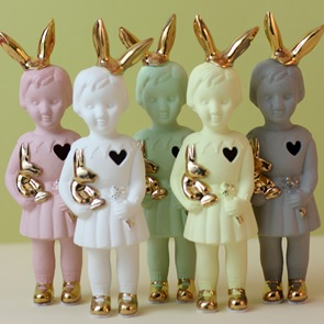doll Bunny Light green