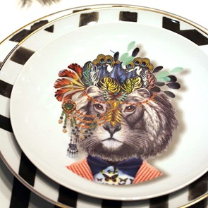 Plate Jungle King