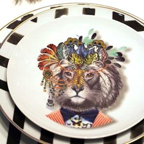 Plate Jungle King