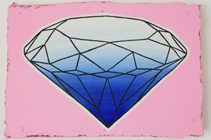 Kunstwerk Diamond