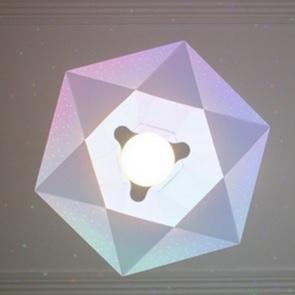 Diamond hanglamp