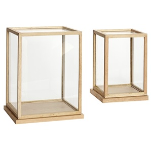Set of 2 Display Boxes A