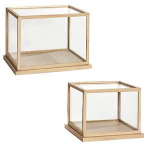 Set of 2 Display Boxes B
