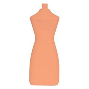 FlesVaas #8 Oranje