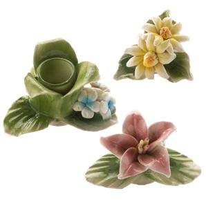 Flower Attitude kandelaar en magneten