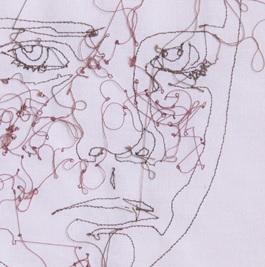 Kunstwerk Freckles Boy
