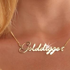 Golddigger ketting*