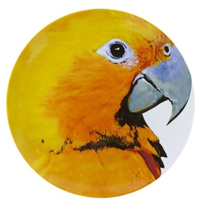 Guaruba Bird Plate