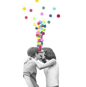 Print The kiss*
