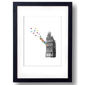 Print Through my window*
