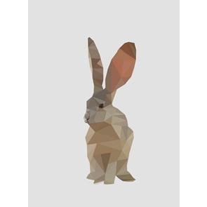 Art-print Hare