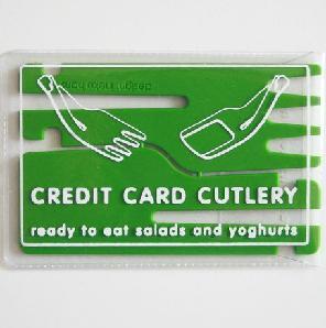 Creditcard bestek *