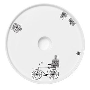 Kandelaar fiets