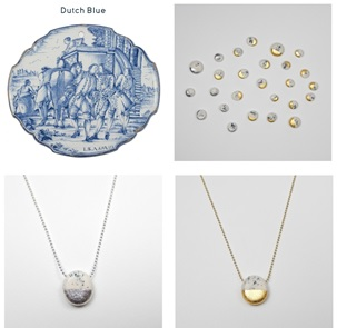 Ketting Dutchblue goud