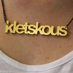 Woordketting Kletskous goud*