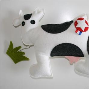 Musicbox Cow