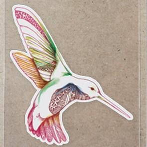 Kolibrie tattoo*