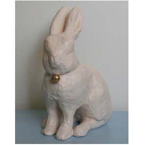Sculpture Rabbit 1