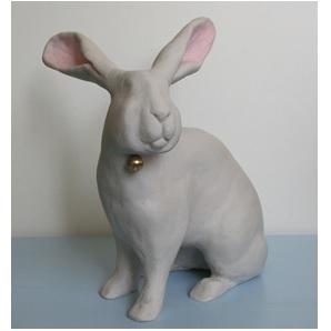 Sculpture Rabbit 4