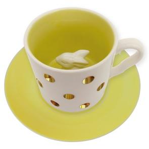 Cup & saucer Bunny