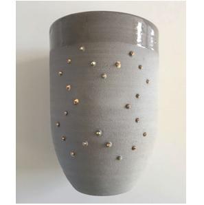 Cross cup grey