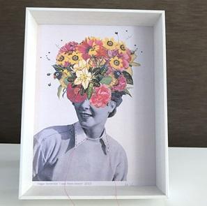 Kunstwerkje I See Them Bloom