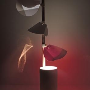 Folia Lumina lamp roze
