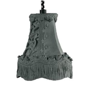 Segomil hanglampje grijs