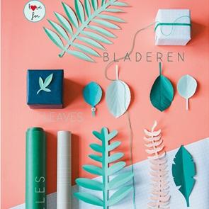 diy styling boek Green leaves*