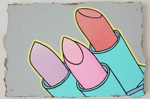 Kunstwerk Lipstick