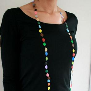 Ketting Confetti