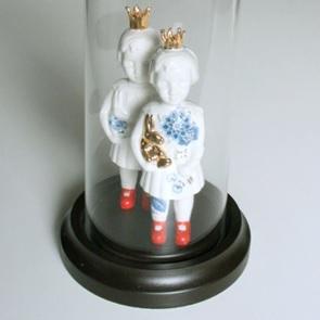 Mini Doll white