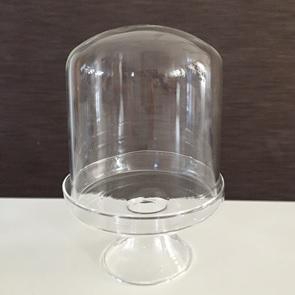 Mini glazen stolpje