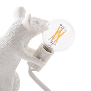 Reserve bulb Mouse lamp