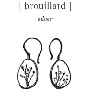 Oorbel Brouillard